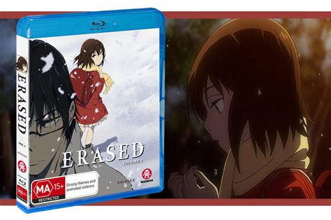 erased vol 1 review erased volume 1 anime inferno