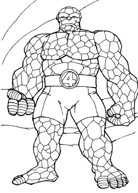 Super Hero Super Hero Coloring Pages Heroes Color Pages