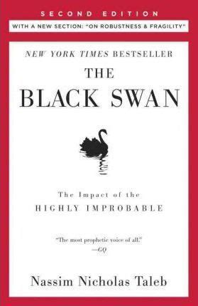 the black swan second edition nassim nicholas taleb 9780812973815