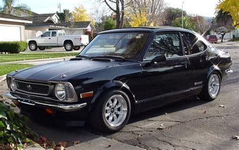 1973 toyota corolla levin te27 classic cars