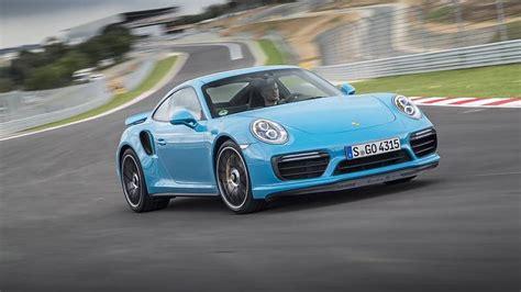 Porsche 7 Baureihe by Der Porsche 911 Turbo S Die Funkelnde Krone Der Baureihe
