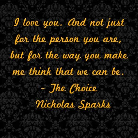the choice books nicholas sparks quotes