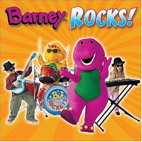 Barney And The Backyard Gang Cast Barney Rocks Barney Wiki