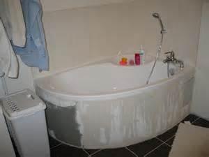 comment habiller une baignoire d angle 34 messages page 2