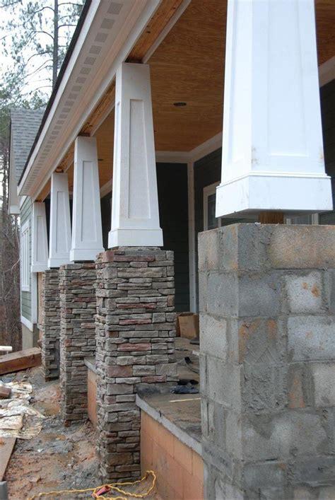 tapered columns; Centurion Stone > Ledge > Pennsylvania