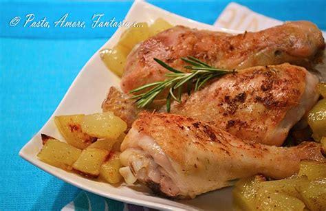come cucinare coscette di pollo ricetta biscotti torta fusi di pollo con patate