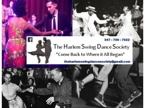 the harlem swing dance society home swing back