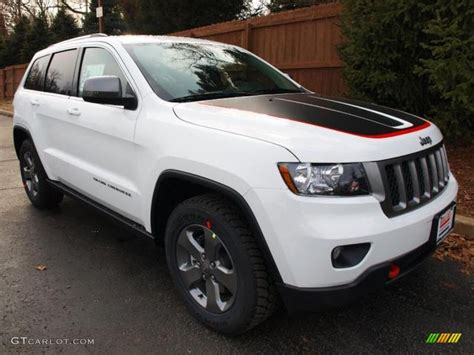 jeep grand cherokee trailhawk grey 2013 jeep grand cherokee trailhawk conceptcarzcom autos post