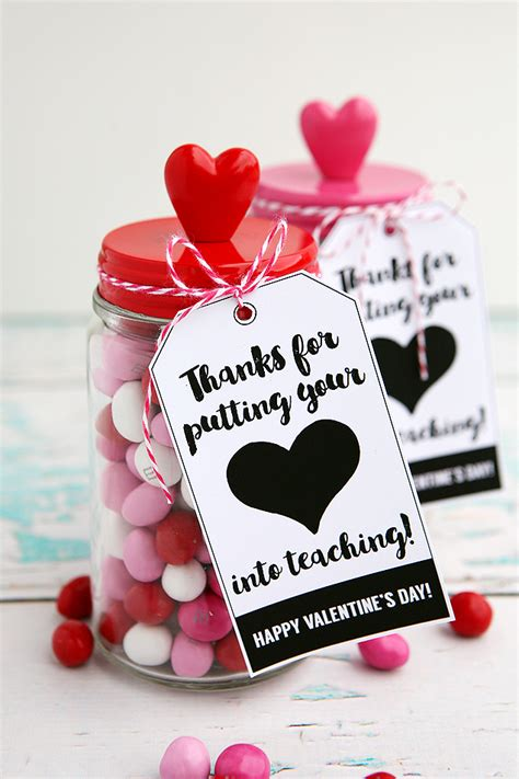 valentines gifts for a s day gifts for teachers eighteen25