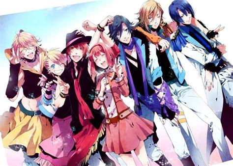 anime harem list reverse harem anime list anime amino