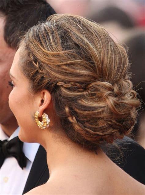 Braided Hairstyles Jessica Alba | 5 celebrity braided hairstyles for spring glam radar