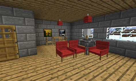 Minecraft The Furniture Mod by 1 5 2 Jammy Furniture Mod Minecraft Forum