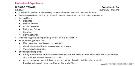 What Should Be Included In A Resume by What Should Be Included In A Resume Suiteblounge