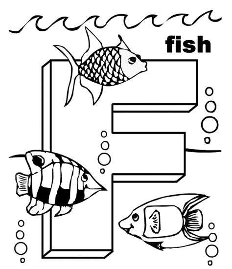 coloring page for the letter f free printable letter f coloring pages coloring home