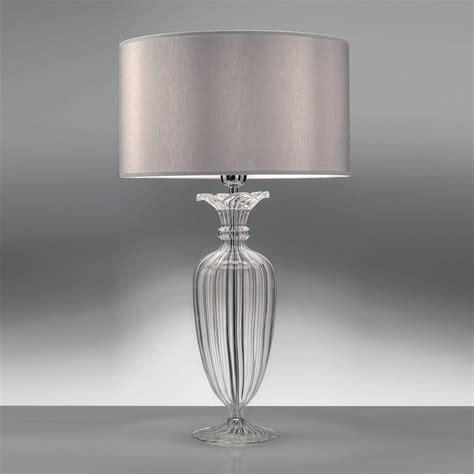 lumi da tavolo lade da tavolo classiche cristallo idee per il design