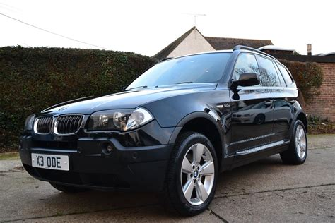 2006 bmw x3 3 0 i used 2006 bmw x3 3 0 d sport auto for sale in kent