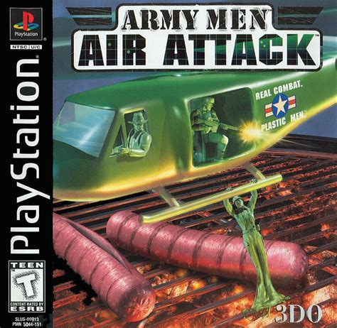 emuparadise game ps1 army men air attack u iso