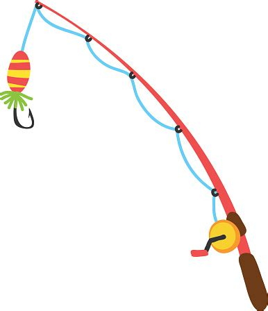 rod clipart fishing pole clipart clipground
