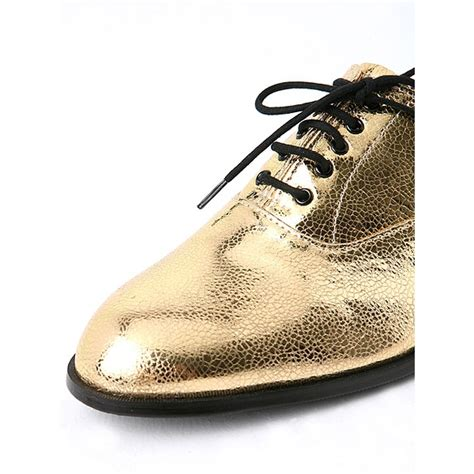 gold oxford shoes mens glitter gold lace up oxfords dress shoes