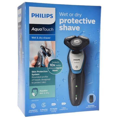 Philips Aqua Touch Electric Shaver S5070 philips aquatouch 5000 series s5070 electric