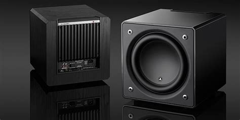 jl audio    powered subwoofer review