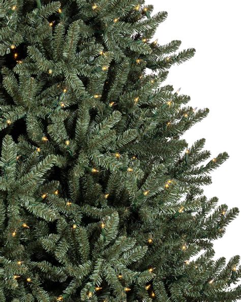 blue spruce artificial tabletop tree classic blue spruce narrow artificial tree balsam hill