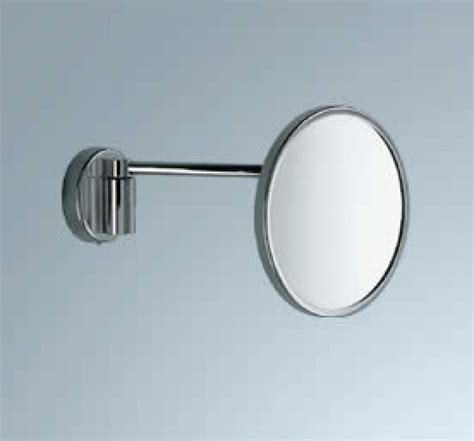 wall mounted magnifying mirrors for bathrooms inda magnifying wall mounted mirror uk bathrooms