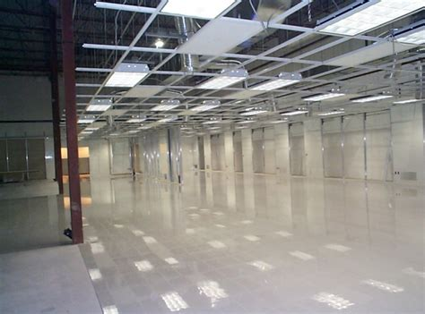epoxy floor coating clean room gurus floor
