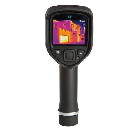 thermal imaging flir flir e6 express instrument hire