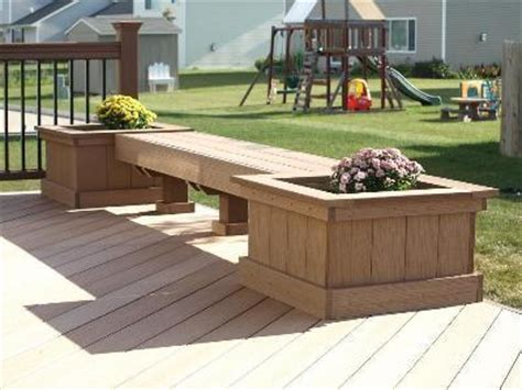 deck planter bench deck planter bench plans pdf plans diamond wine rack plans freepdfplans pdfwoodplans