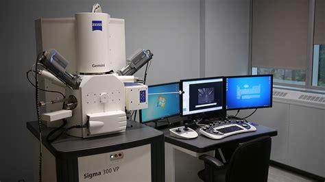 scanning electron microscope laboratory