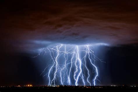 Lighting Storms 闪电图片大全