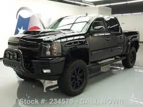 buy used 2013 chevy silverado lt crew 4x4 tuscany black