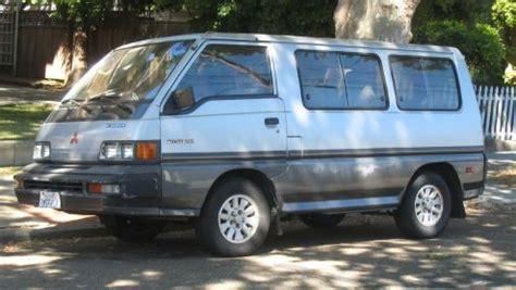 mitsubishi van 1988 1988 mitsubishi l300