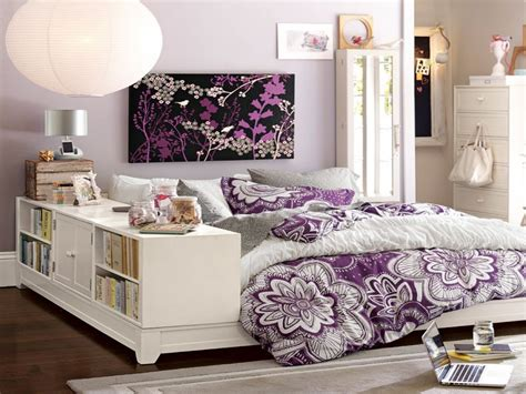 storage ideas for girls bedroom purple teenage bedrooms teen room storage teen girl