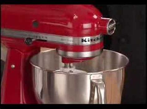 Kitchen Aid Stand Mixer   YouTube