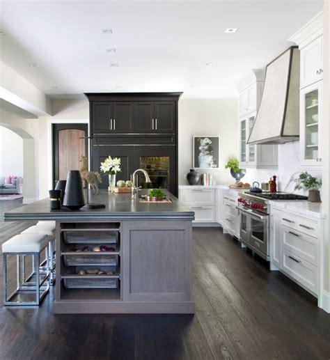 tv niche transitional kitchen exquisite kitchen design a home with a statement transitional kitchen denver