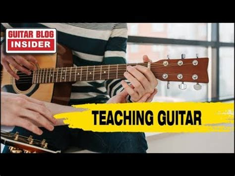 learn guitar youtube channel teaching learning guitar private music education youtube