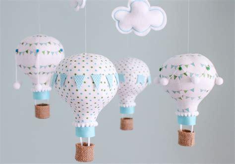 hot air balloon bathroom decor hot air balloon mobile baby boy nursery decor by