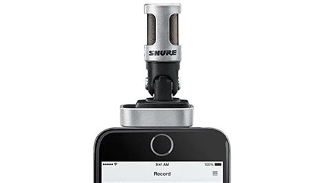 five great external microphones for iphone and android