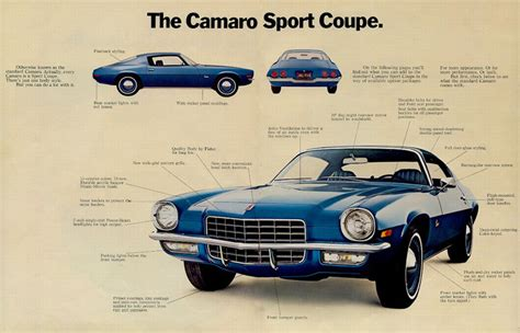 Interior Trim Colors 1972 Camaro Specs Colors Facts History And Performance