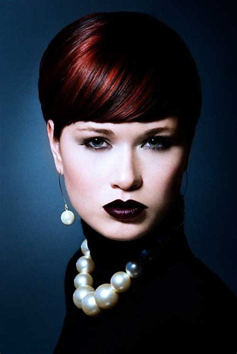 2013 hair color trends for short hair short hairstyles