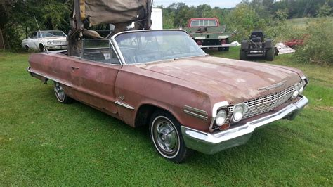 1963 impala convertible 1963 convertible impala for sale upcomingcarshq