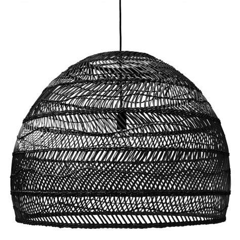 wicker pendant light woven wicker ceiling pendant light black frankie