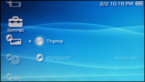 theme psp sony how do i change theme color on my sony psp ask dave taylor