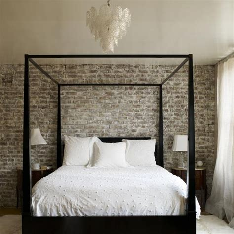 Brick Bedroom Wall by Brick Walls Bedroom Housetohome Co Uk