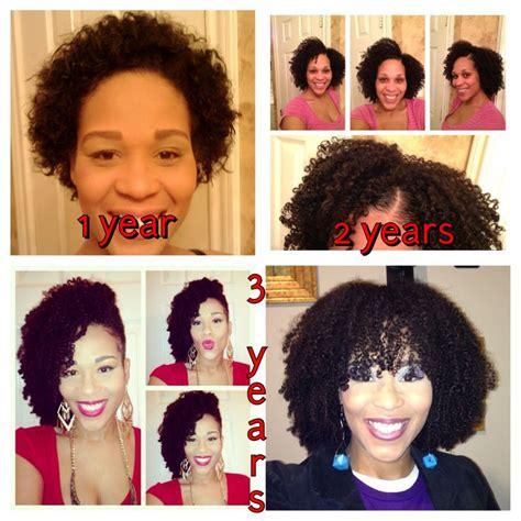 natural hair growth pinterest 3 years natural hair growth tia s natural hair journey