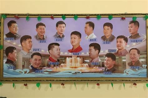 haircuts approved in north korea north koreans can choose between 15 approved haircut