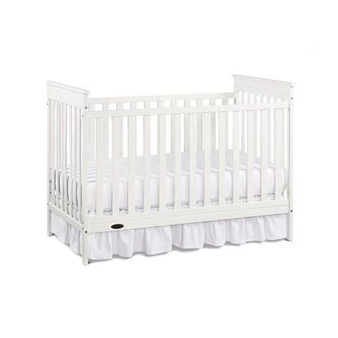 Classic Crib Graco by Graco Macie Classic Crib Classic White Toddler Bed