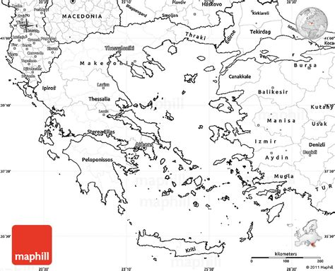 greek map coloring page greece map coloring pages
